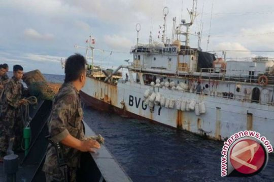 Akankah Kapal China Ditenggelamkan?