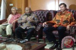 Kedubes AS dan Pemprov Papua sepakati pelestarian kawasan cycloop