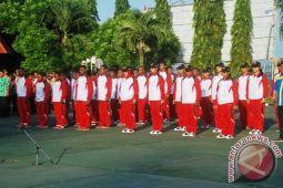 Atlet remaja Papua menatap PON 2020