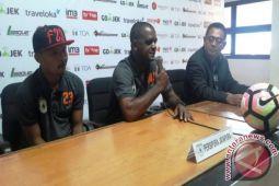 Persipura Jayapura target menang lawan Persija Jakarta