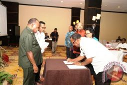 Pemprov Papua bentuk Forum Komunikasi Staf Ahli