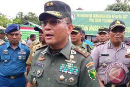 Pangdam: TNI siap bantu Polri tangkap KKB