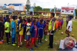Polres Jayawijaya-Lanny Jaya rekrut 130 anak jadi anggota BPFA