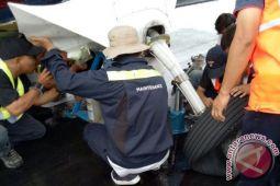 Pesawat Dimonim Air nyaris kecelakaan di Nabire