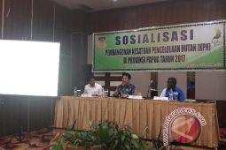 Pemprov Papua sosialisasikan pembangunan kesatuan pengelolaan hutan