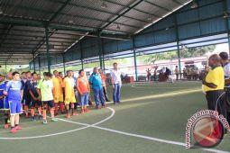 Dinkes Papua gelar turnamen futsal meriahkan HKN