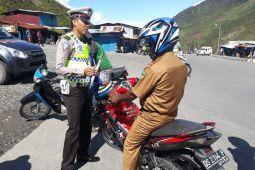 Operasi Zebra Matoa Polda Papua 2017 catat 1.956 kasus