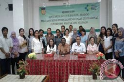 Dinkes Papua bekali tenaga farmasi lima wilayah adat