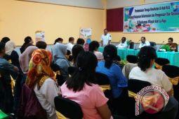 Dinkes Papua bekali tenaga farmasi di Lapago