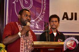AJI tuntut transparansi proses hukum pengeroyok wartawan Timika