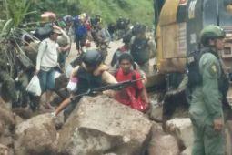 Polda: sebagian warga Kimbeli tidak mau dievakuasi