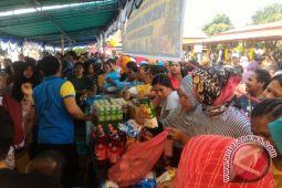 Polda Papua gelar pasar murah di Jayapura