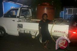 Minat jasa tandon air di Jayapura meningkat