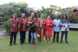 Kapolda Papua silaturahmi ke pejabat pemda