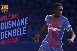 Dembele kembali ke skuad Barca