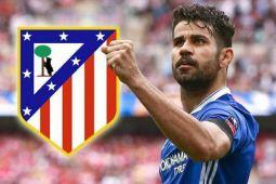 Diego Costa bantu Atletico taklukkan LLeida 4-0