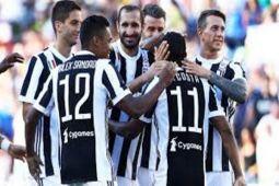 Juventus tembus semifinal Piala Italia