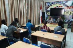 Polisi: suku Asmat dan Mappi di Merauke sepakat berdamai