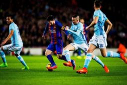 Barca ditahan 1-1 oleh Celta Vigo di Piala Raja