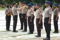 89 polisi naik pangkat luar biasa