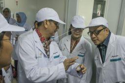 Menkes: Indonesia harus bangga dengan vaksin biofarm