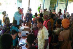 Dinkes Papua: cakupan imunisasi campak di Asmat menurun