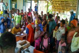 59 balita di Asmat meninggal karena campak