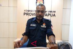 KPU Papua: dukungan parpol untuk paslon harus konsisten
