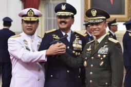 Panglima TNI: hindari sikap menjurus politik praktis