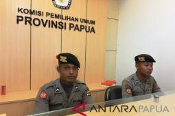Tahapan pendaftaran paslon pilgub Papua aman lancar