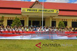 Tujuh instansi di Jayawijaya sepakat cegah berita hoax