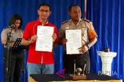 Polres Jayapura Kota gandeng Telkomsel garap SMS kamtibmas