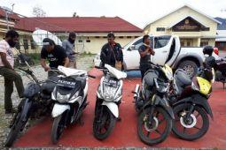 Polisi Jayawijaya tangkap sembilan anak pencuri 27 unit motor