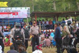 Polisi tahan kelompok penghambat Pilkada Jayawijaya