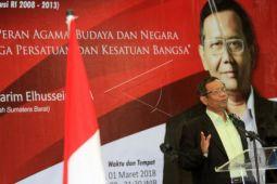 Pengamat: Mahfud mampu tingkatkan elektabilitas Jokowi