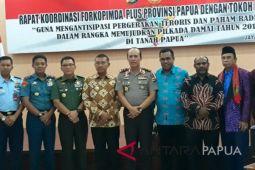 Polisi Papua pantau aktivitas Djafar Umar Thalib