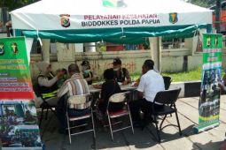 Biddokkes Polda Papua gelar Pojok Yankes