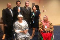 Seorang WNI terpilih menjadi anggota Komite Penyandang Disabilitas PBB