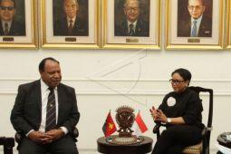 Menlu RI-PNG bahas pengembangan wilayah perbatasan negara