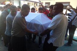 Delapan jenazah kecelakaan pesawat Dimonim Air tiba di Jayapura