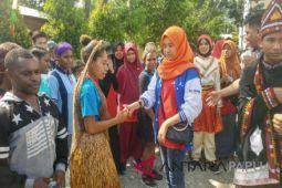 Peserta SMN Aceh belajar kombe