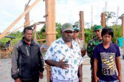 Pemkab Asmat upayakan bangunan Puskesmas berkonstruksi beton