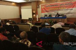 DPRP susun naskah perubahan Perdasus Dana Otsus