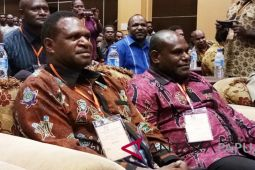KPU Papua tetapkan Meki-Oktopianus Bupati-Wabup Paniai terpilih