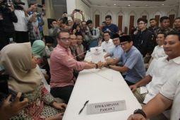 Dana kampanye awal Prabowo-Sandiaga Rp2 miliar