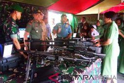 Pameran alutsista merupakan bentuk pertanggungjawaban TNI
