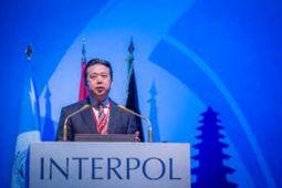 Karier Kepala Interpol berakhir di bui