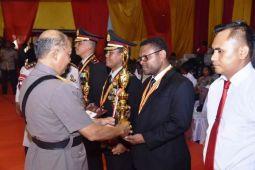 Kapolda Papua berikan penghargaan kepada 20 personel Brimob