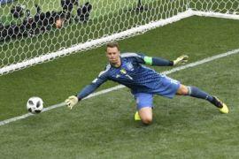 Meksiko menang 1-0 atas Jerman