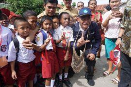 Mendikbud pantau hari pertama sekolah di Jayapura